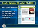 smoke episode 2 july 6 10 200826