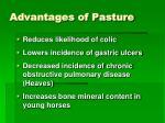advantages of pasture6