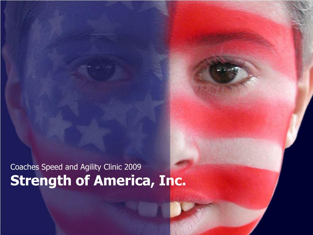 strength of america inc l.