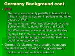 germany background cont
