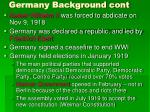 germany background cont4
