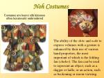 noh costumes