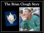 the brian clough story