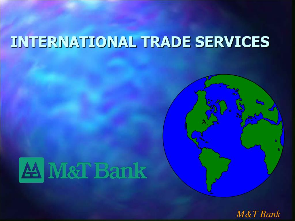 international trade services l.