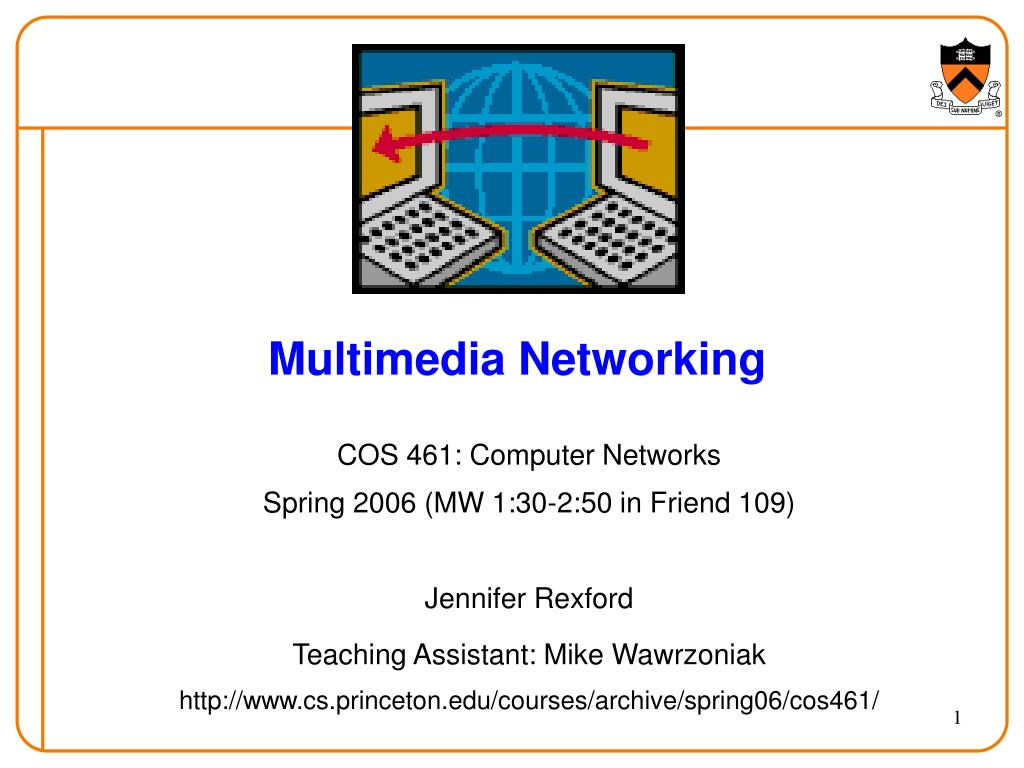 multimedia networking l.