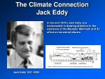the climate connection jack eddy
