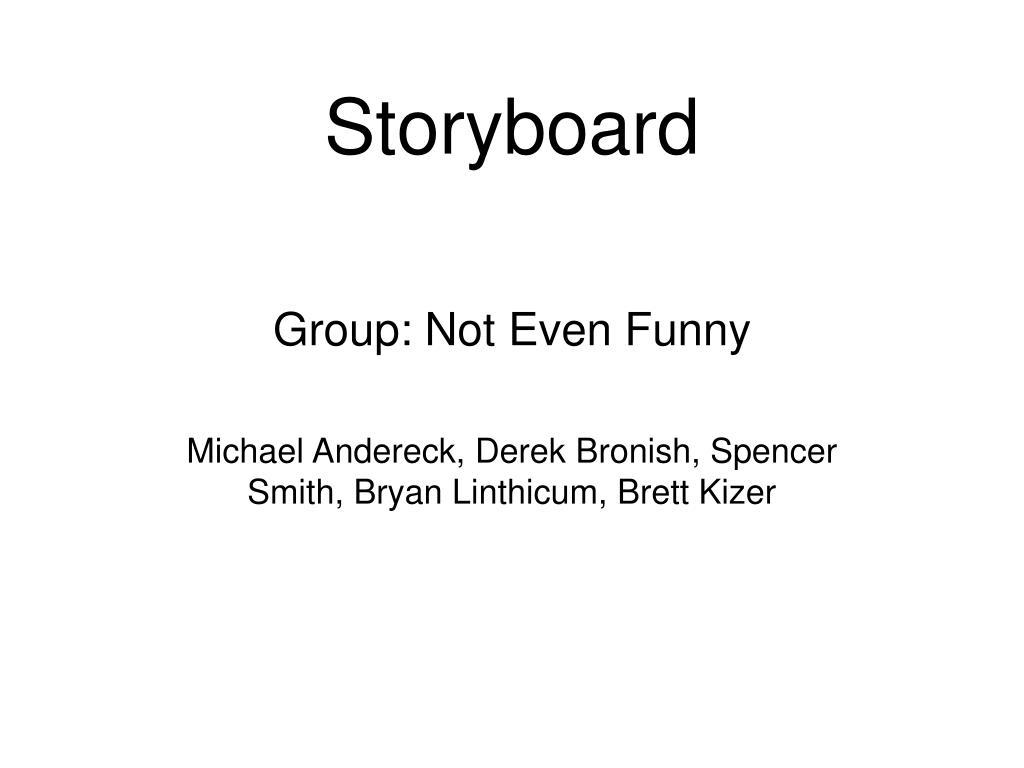 storyboard l.