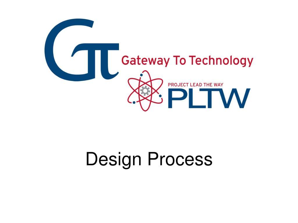 design process l.