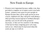 new foods to europe16