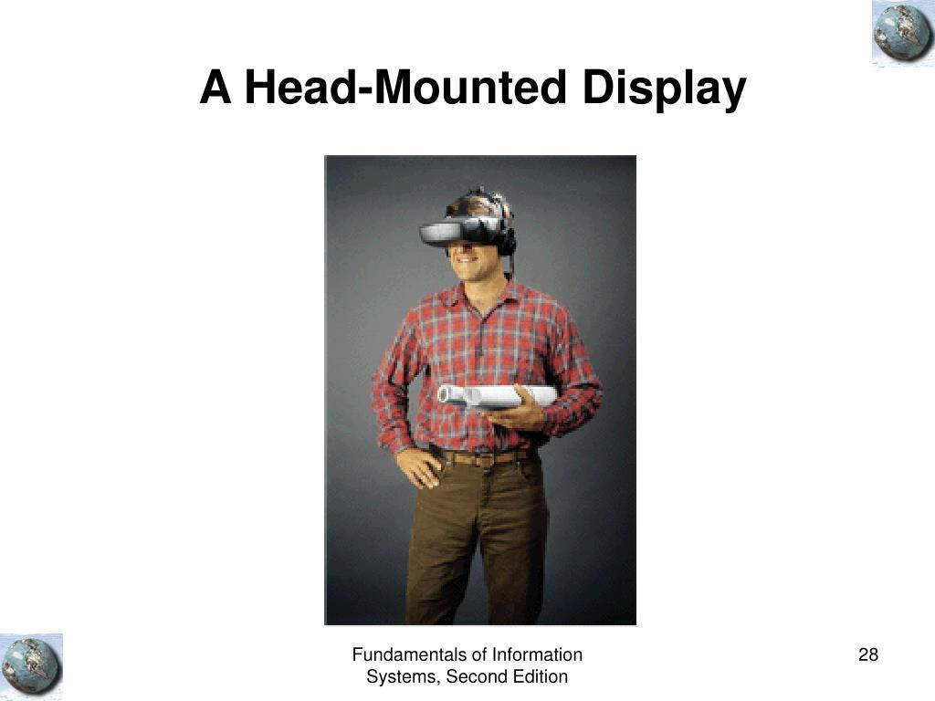 A Head-Mounted Display