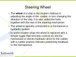 steering wheel29