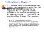 problem solving chapter 76