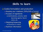 skills to learn6
