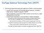 dupage national technology park dntp
