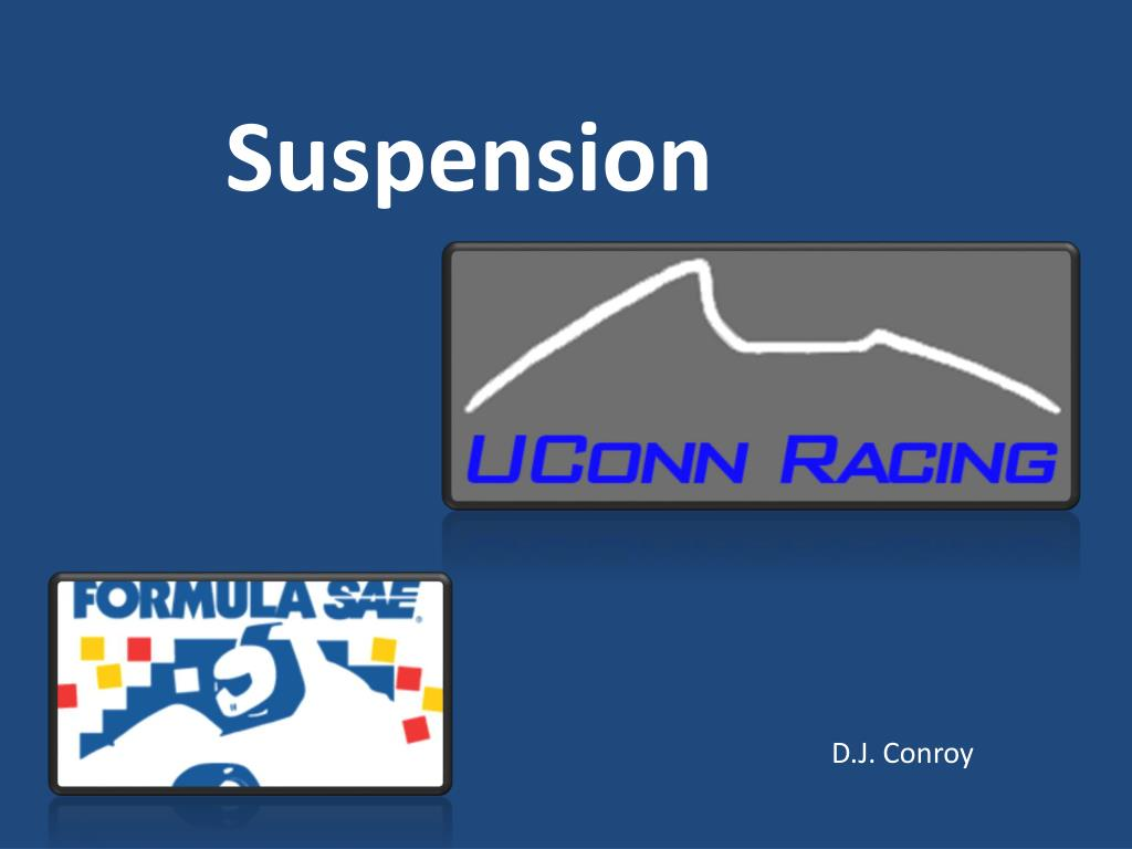suspension l.