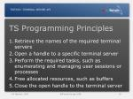 ts programming principles