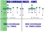 red coverage rules cont