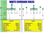 white coverage rules