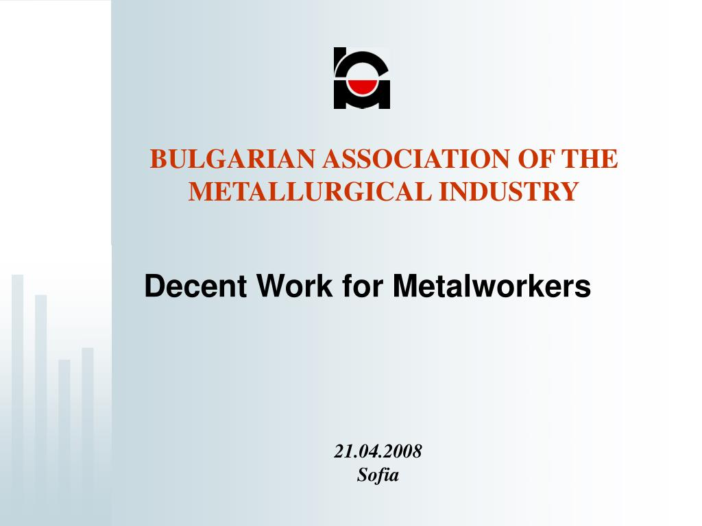 bulgarian association of the metallurgical industry l.
