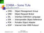 corba some tlas t hree l etter a cronyms