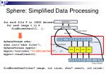 sphere simplified data processing15