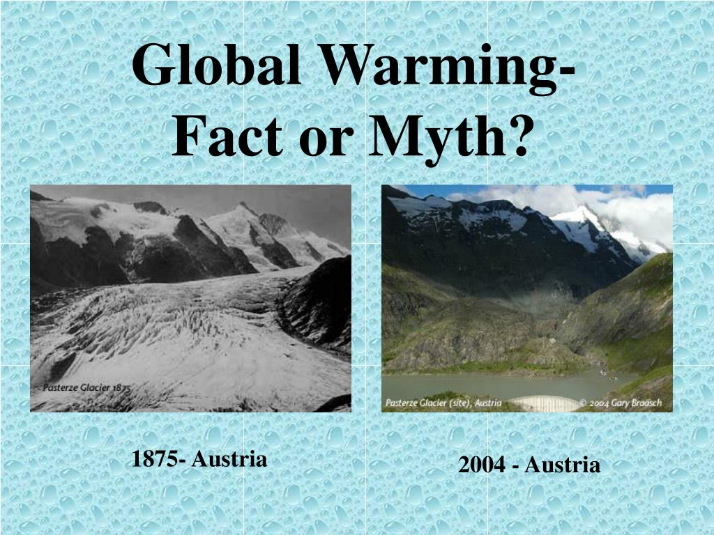 global climate change is a fact essay
