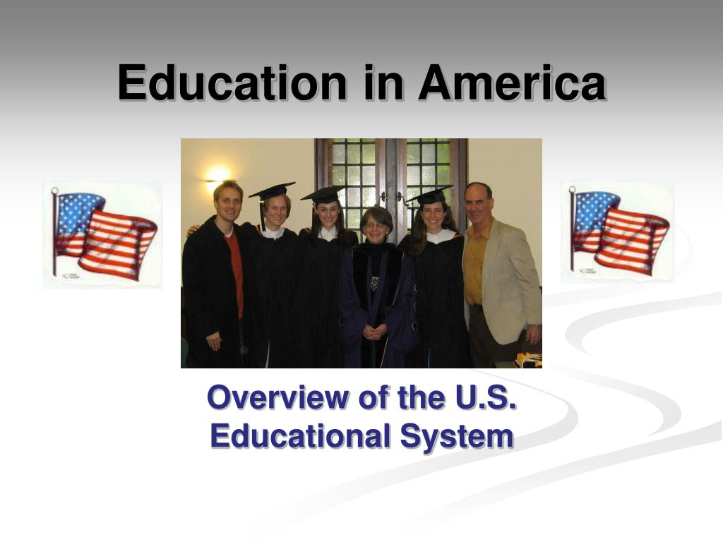 education in america l.
