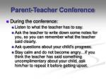 parent teacher conference11