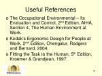 useful references52
