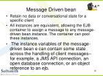 message driven bean30