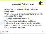 message driven bean31