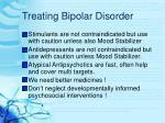 treating bipolar disorder28
