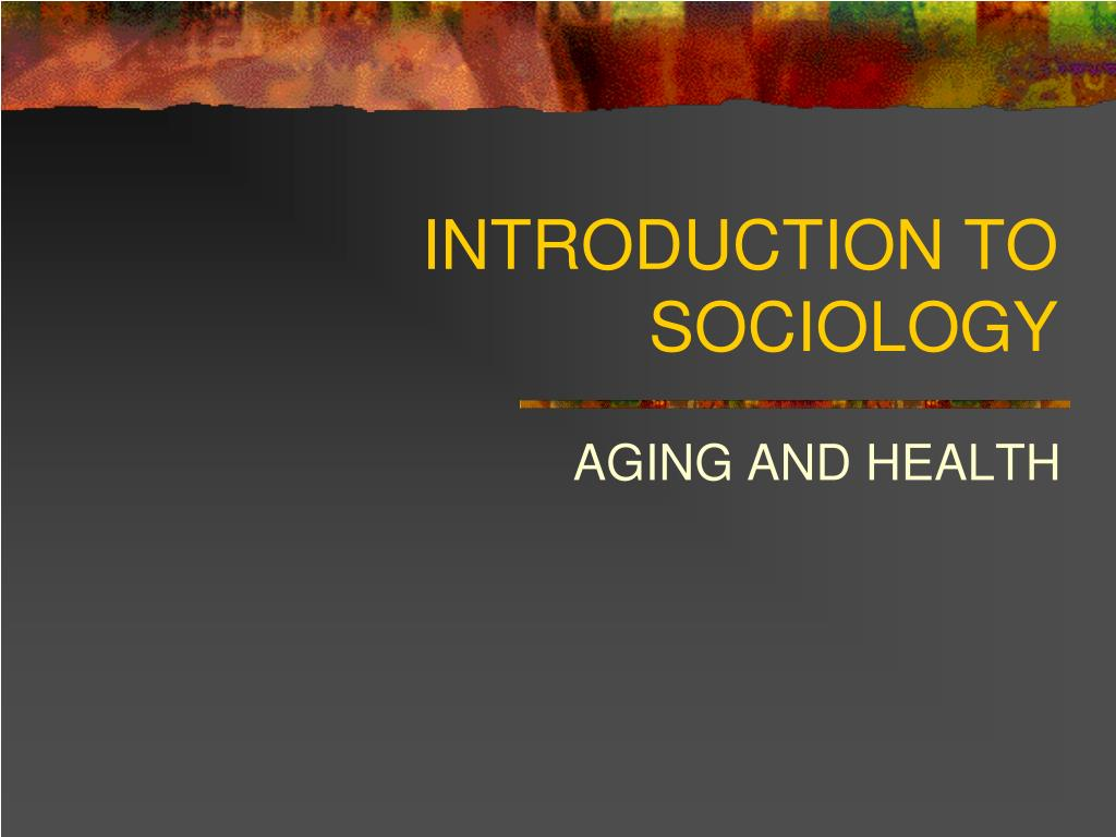 introduction to sociology l.