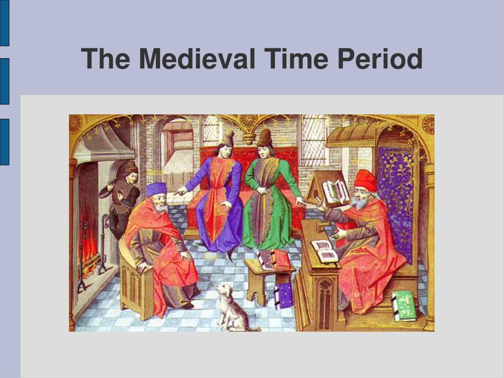 the medieval time period l.