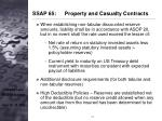 ssap 65 property and casualty contracts12