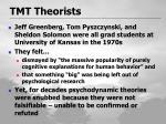 tmt theorists