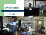 my research