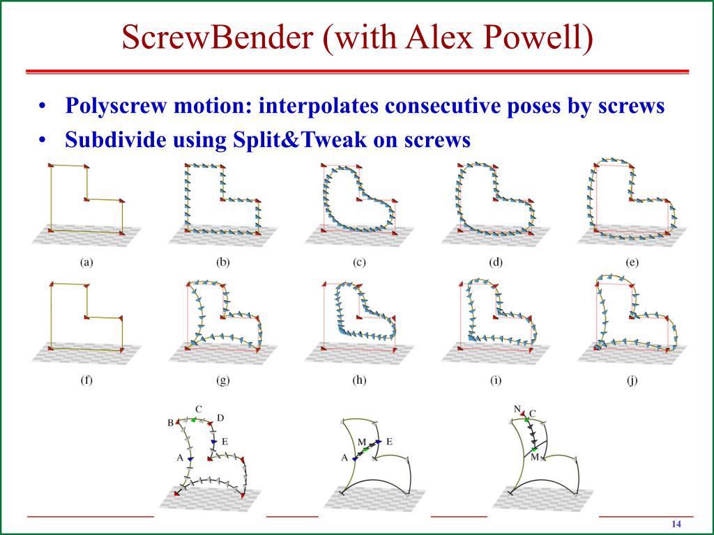 ScrewBender (with Alex Powell)