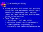 case study continued11