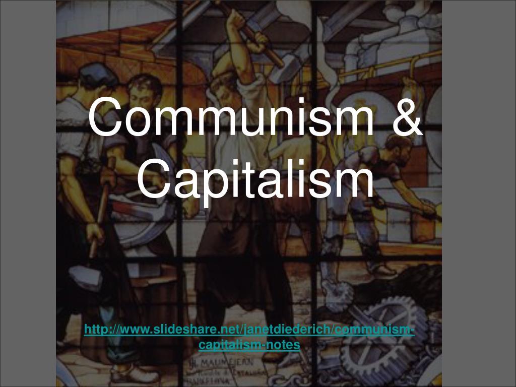 communism capitalism l.