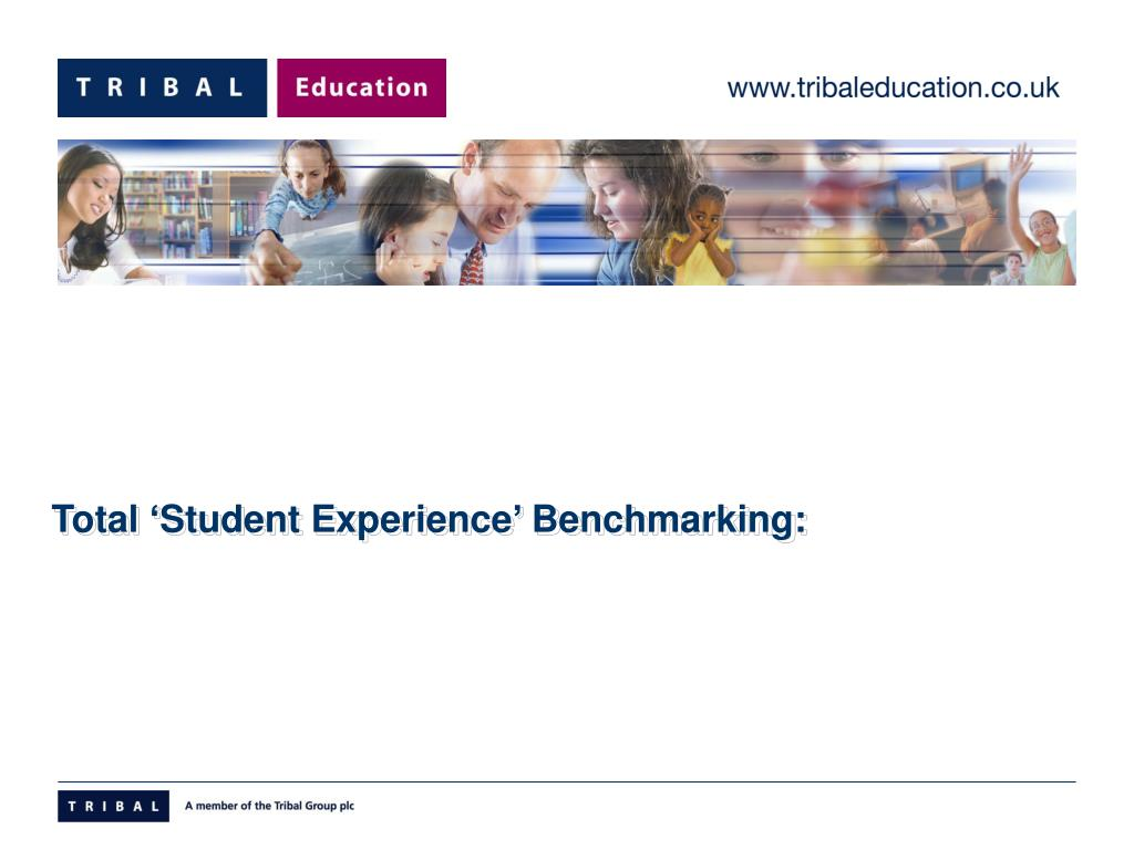total student experience benchmarking l.
