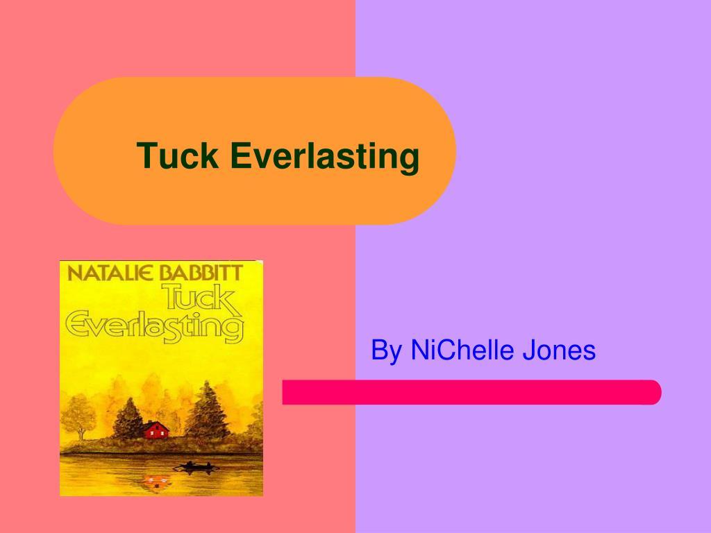 tuck everlasting l.