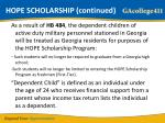 hope scholarship continued2