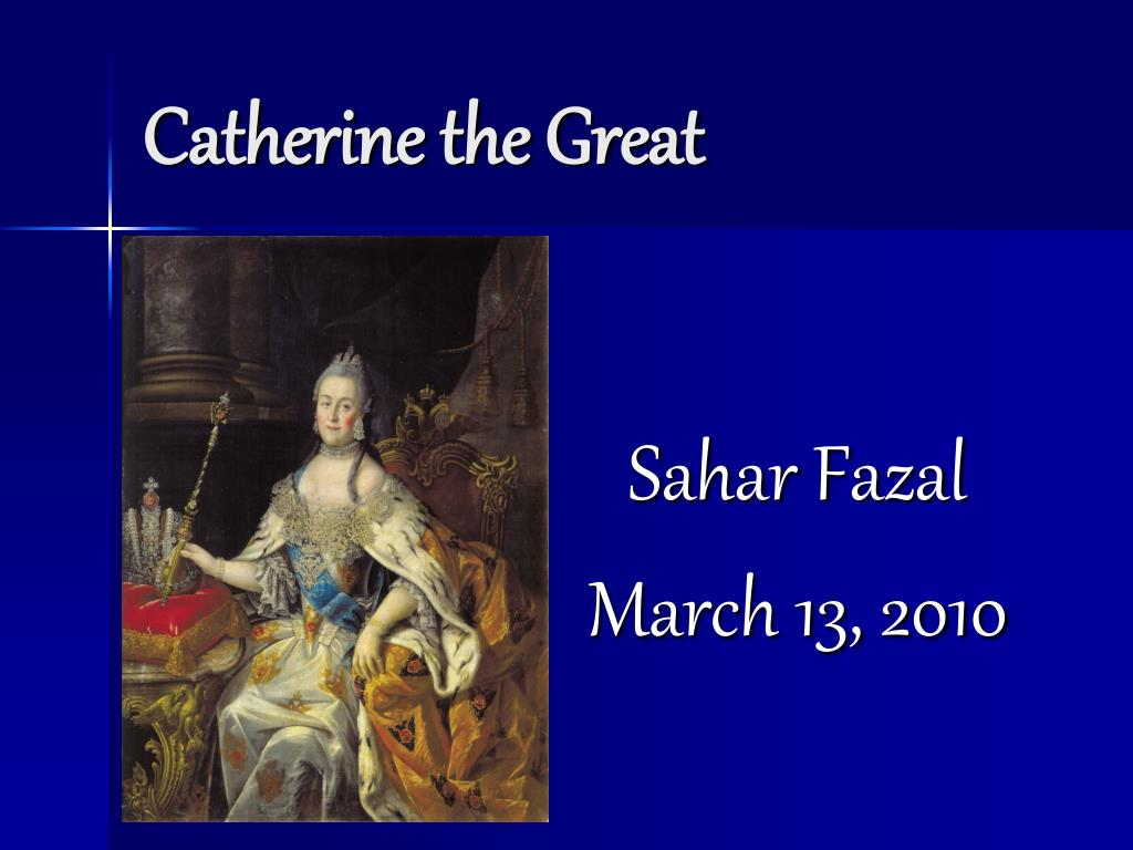 catherine the great l.