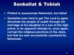 sanballat tobiah22
