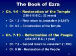 the book of ezra24