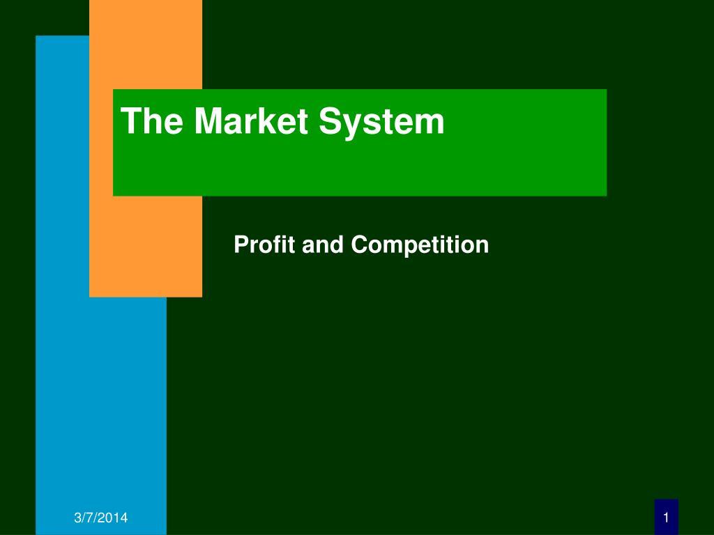 the market system l.