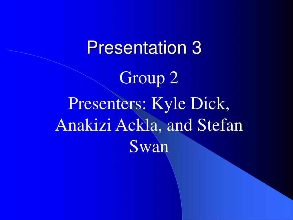 presentation 3 l.