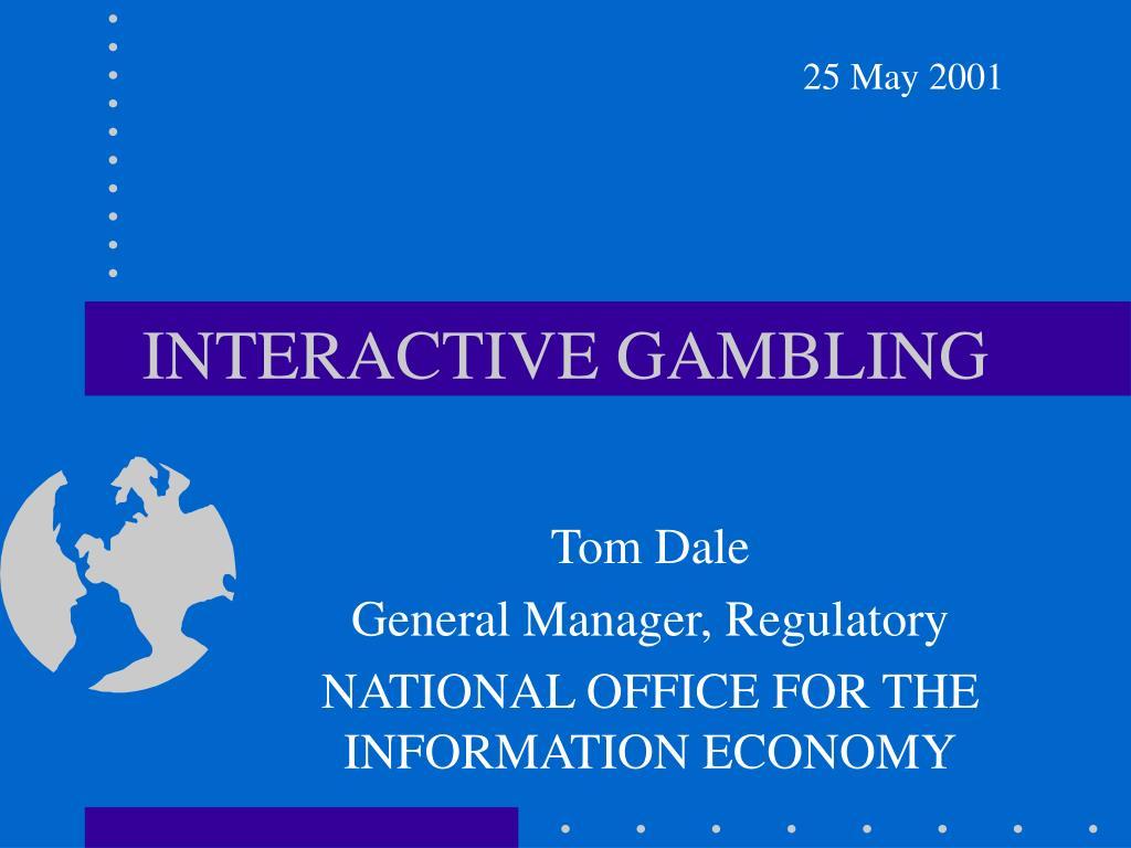 interactive gambling l.