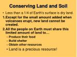 conserving land and soil2